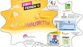 Vorteilsaktion: Einkaufserlebnis in den EberFerien
