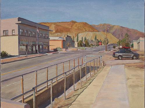 Arizona Street by Scott Williams