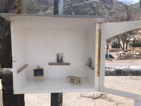 Tiny Art Gallery at CSP