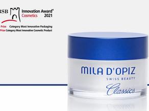 MILA D'OPIZ WINS AGAIN!