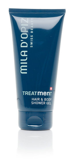 TREATMENT HAIR&BODY SHOWER GEL