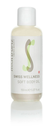 SWISS WELLNESS SOFT BODY OIL