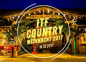 Das war die ITF Country Weihnacht 2017