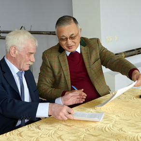 Соглашение о сотрудничестве АНО «ПЛАСТ» и АО «ТЕНЗОР»