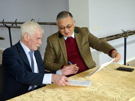 Соглашение о сотрудничестве АНО «ПЛАСТ» и ПАО «ТЕНЗОР»