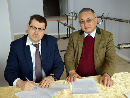 Соглашение о сотрудничестве АНО «ПЛАСТ» и АО «Акин»