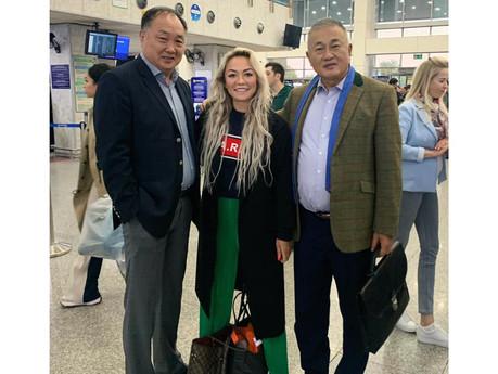 Дальнейшее внедрение разработок  ИНТЕХ-Сервис в Узбекистане и Казахстане