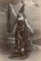vintage wizardess
