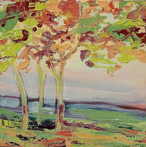 Autumn Breeze: original nolonger available, prints still available