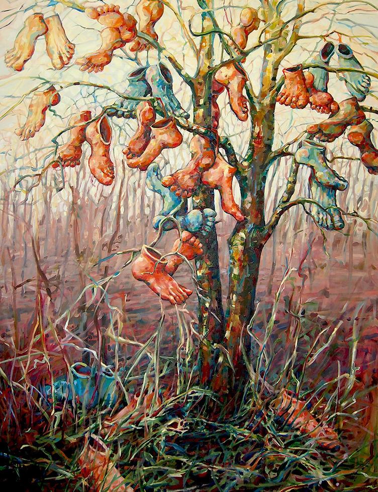 Foot Tree