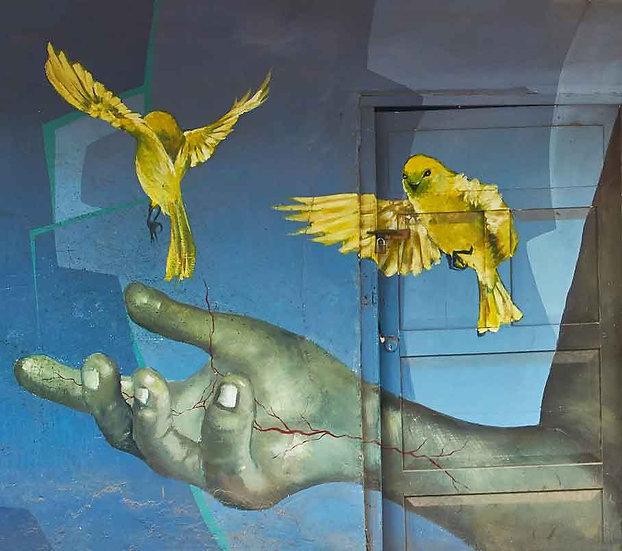 Set Free - Artist: David Cromwell