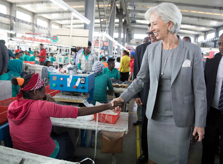 Ethiopia's Industrial Parks could Employ Hundreds of Thousands of Young Women