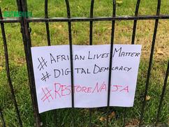 #Digital Democracy