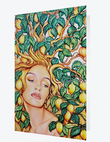 """Citrus"" (Tree of Plenty)  Gift Card"