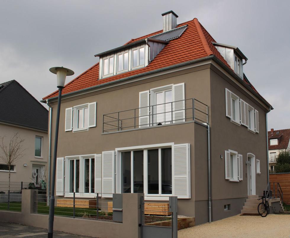 Wohnhaus Immelmannstrasse