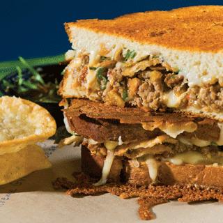 Foodservice sandwich trends