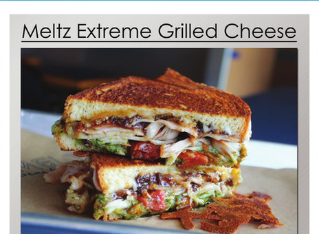 Top 10 Grilled Cheese In The Country!