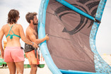 Yoga and kitesurf retreats