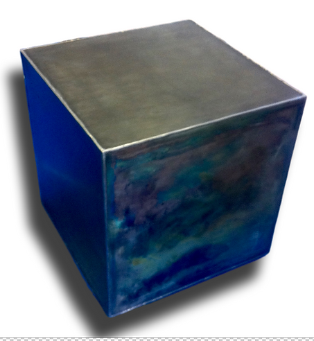 Table Basse zinc