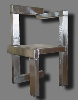 Chaise ZINC