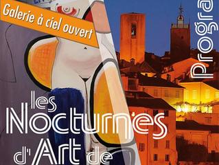 NOCTURNES D'ART DE BIOT