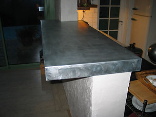 Bar zinc