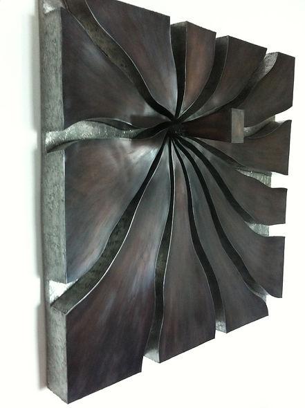 Sculpture ZINC