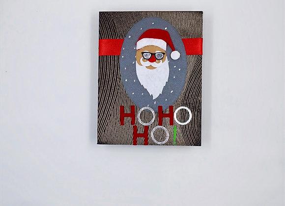Santa with Specs