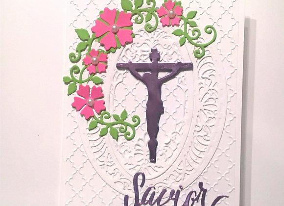 """Easter Cross 4.25"""" x 5.5"""""""