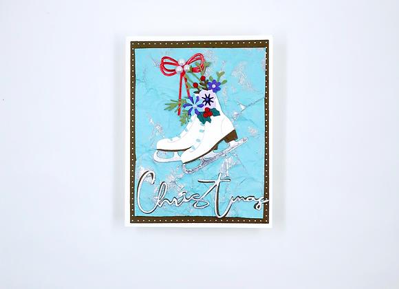 Christmas Ice Skates