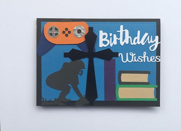 "Everything Boy Birthday/Encouragement, 4.25' x 5.5"""