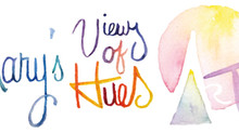 Exciting news about my web site Mary's Views of Hues, New Offer Coming
