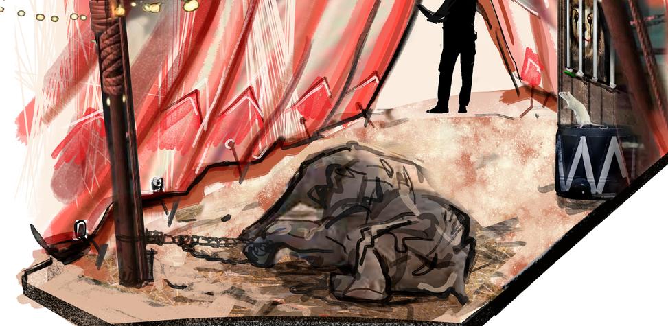 The Circus - Concept Art