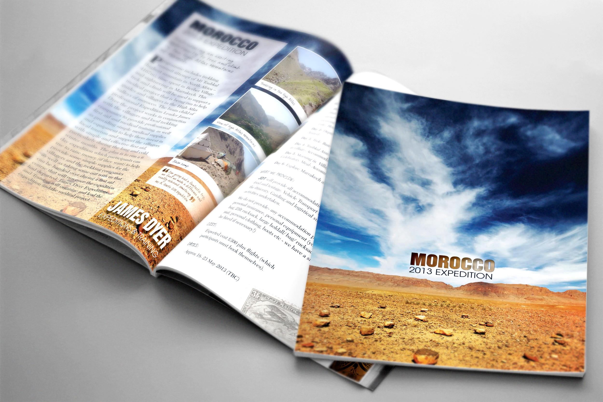 Morroco Brochure