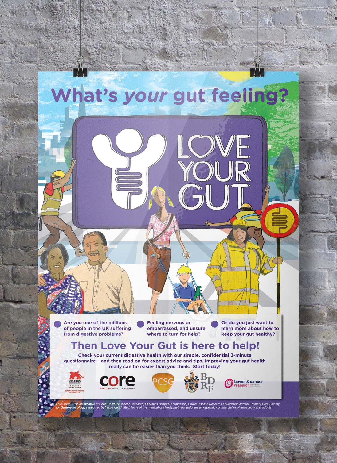 Love Your Gut 2015