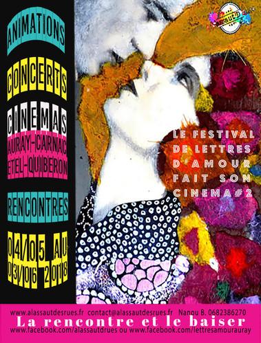 Festival deLettres d'Amour #2