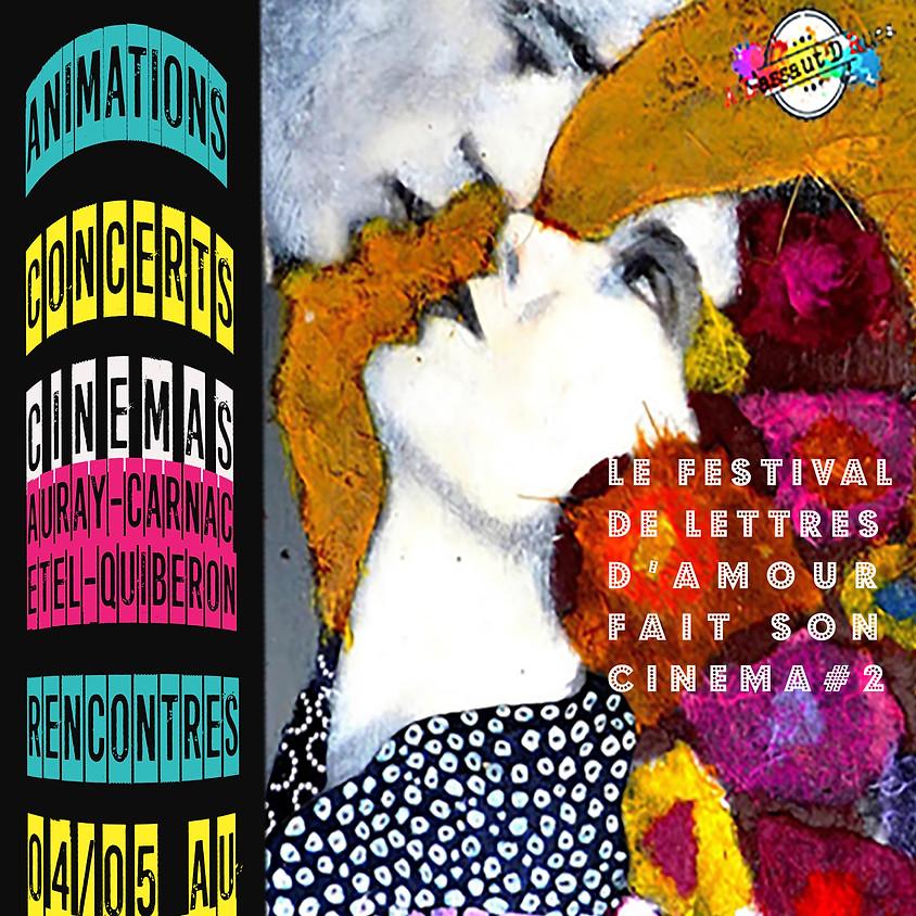 festival de lettres d'Amour - bassin d'Auray