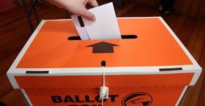 Neuseeländische Parlamentswahl 2020