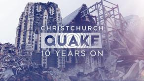 Erdbeben geprägtes Neuseeland - Alltag und Gefahr zugleich