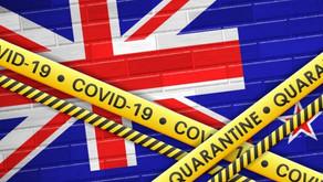 NZ COVID-19 Quarantine Information 26 June 2020