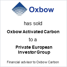 Oxbow Activated Carbon Tombstone