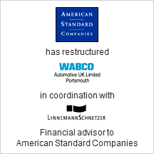 ASC restructured WABCO