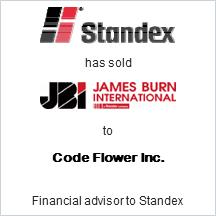 Standex James Burn