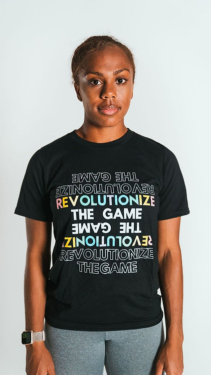 Revolutionize The Game Reflection Tee