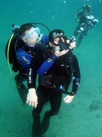 Mergulhador de Resgate