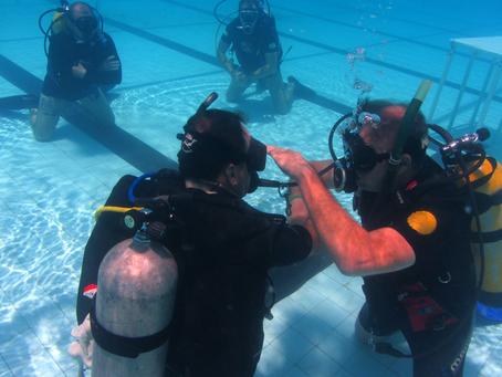 Tudo que você precisa saber sobre o Curso de Mergulho Básico