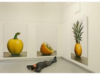 Ausstellung im eigenen Studio