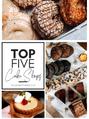 Top 5: Cake Shops