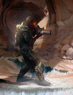 SciFi Shooter