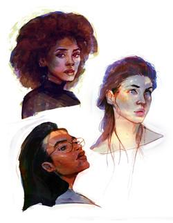 Portraits Aug17